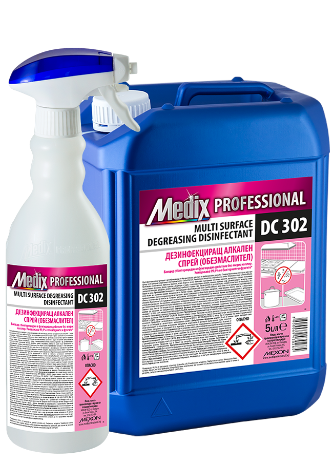 MULTI SURFACE DEGREASING DISINFECTANT