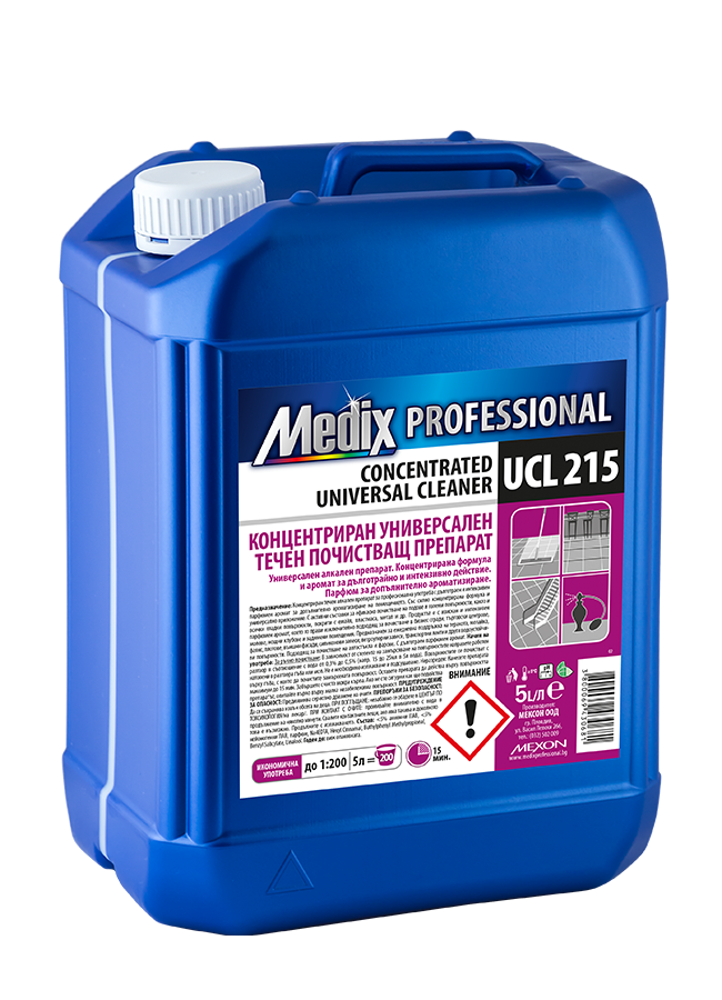 CONCENTRATED UNIVERSAL CLEANER
